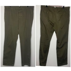 Band of Outsiders Boyfriend Chino Khaki Pants